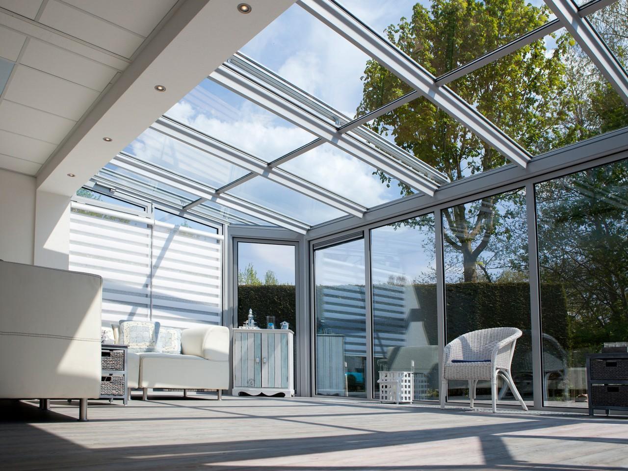 Serre ontwerp aanbouw for Huis zelf bouwen prijzen
